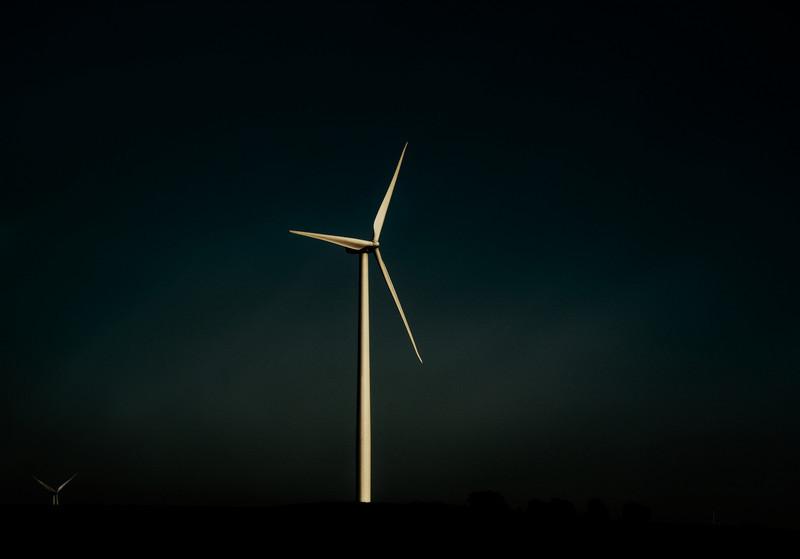 Wind farm.