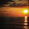 Lake Michigan Sunset.