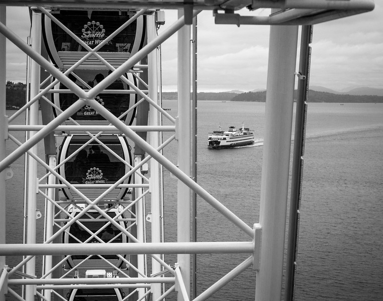 Big Wheel Seattle