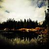 Red Rock Lake.
