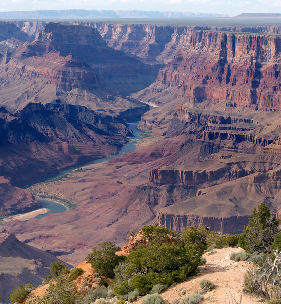 Grand Canyon Pano - Desert View