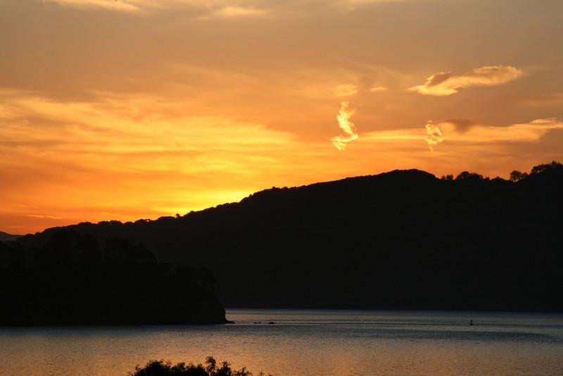 Sunrise Sausalito