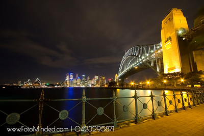Sydney Opera House and Harbor Bridge - Icons of Australia