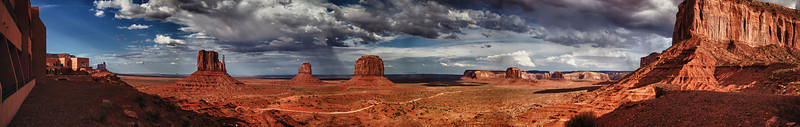 Monument Valley Panarama