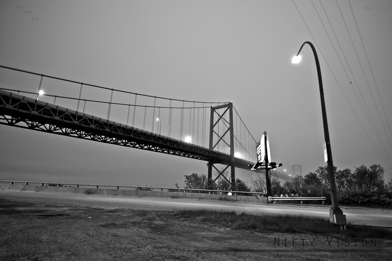 A. Murray Mackay Bridge - Halifax, NS Canada