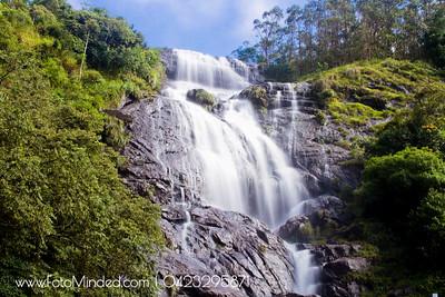 Seethadevi Amman Falls, Munnar, India