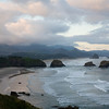 Dawn, Cannon Beach, Oregon
