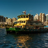 Ferry, Sydney Harbor