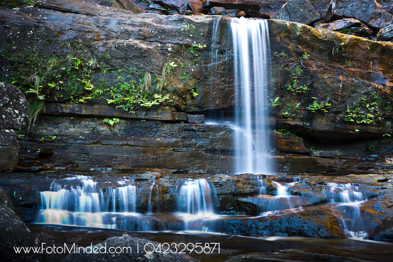Wentworth Falls, NSW, Australia