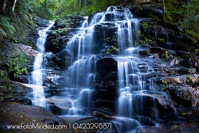 Empress Falls, Valley of Waters, NSW, Australia