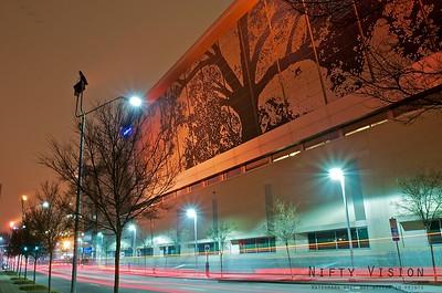 """Shimmer Wall"" Raleigh, NC"