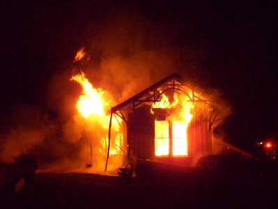 Fires Pocahontas County