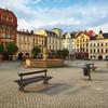 Cieszyn town square