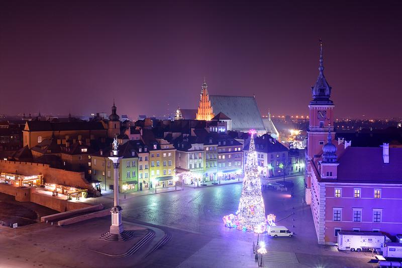 Beautiful Warsaw