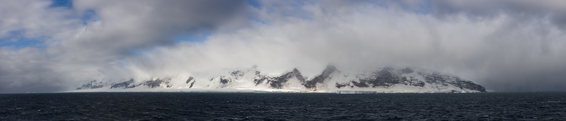 Balleny Islands, Antarctica