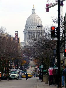 Wisconsin State Capitol Building, Madison