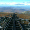 October 1999: Mt.Washington, Cog Railway