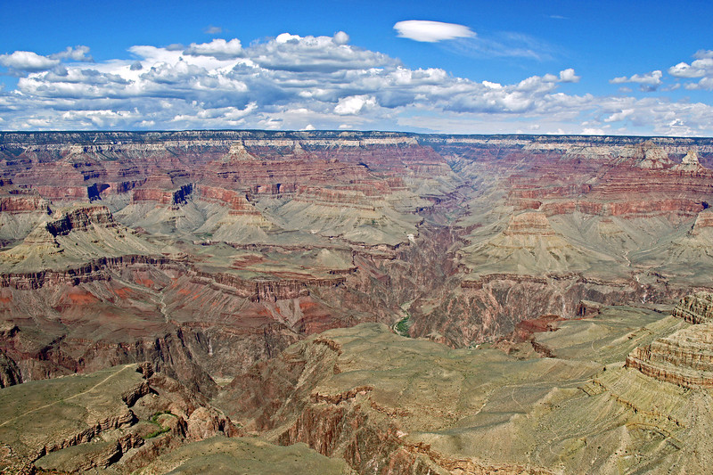 09/26/12: The South Rim of the Grand Canyon.