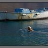 Mermaid - mroning swim