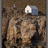 The chapel along the trail from Loutro to Sfakia