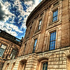 Chatsworth House - the seat of the Duke of Devonshire.<br /> England.UK