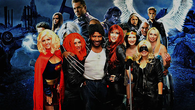 Broverine and The Most Powerful DC and Marvel Superheroines