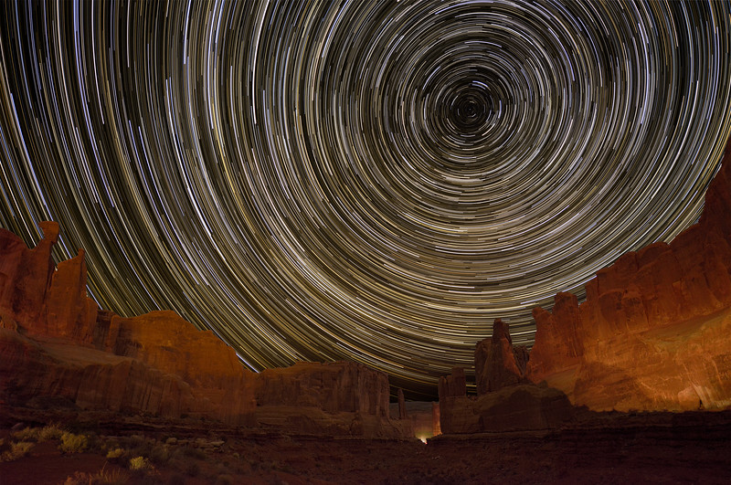 Stars Stacked at Park Place in Arches