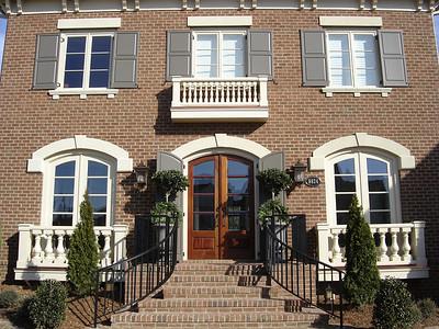 Porches, Balconies & Rails