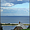 Playful House, Highlands, NJ <br /> From the Twin Lights lighthouse; overlooking the Navesink River, Sandy Hook and the Atlantic Ocean