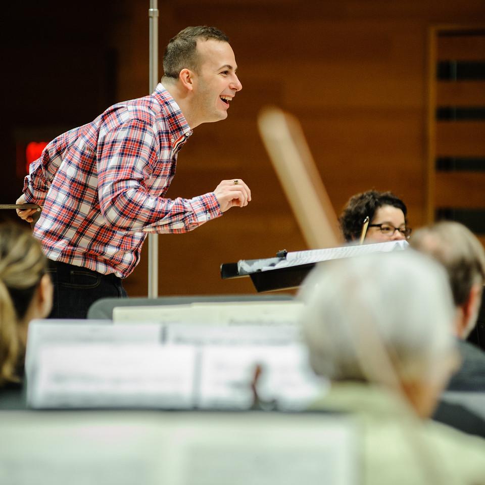 Yannick Nézet-Séguin - Session Bruckner 6 à la Maison Symphonique