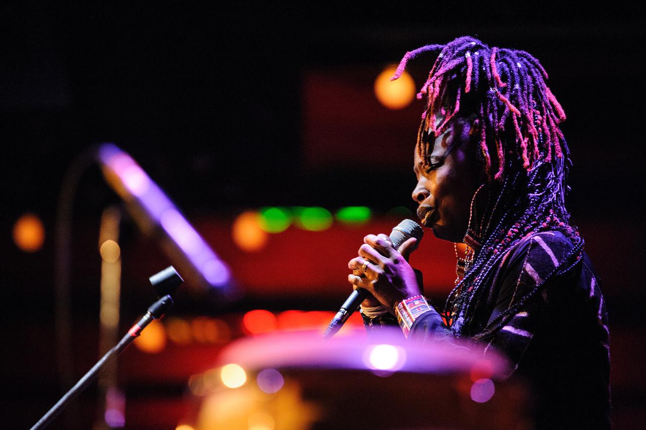 Dobet Gnahoré au Kola Note, Nuits d'Afrique 2008