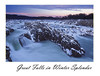 Great Falls is a place that can be photographed at all different times of the year with different results.  This was taken on a cold day in 2005.