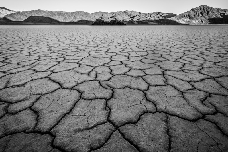 Into the Desert – Racetrack Playa // Death Valley, California
