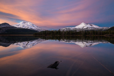 The Magestic - Sparks Lake - Bend, Oregon