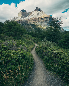 Follow the Path - W Trek - Torres del Paine, Chile