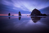 Out of the Ocean – Haystack Rock // Cannon Beach, Oregon