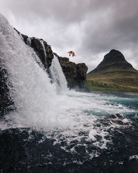 Backflips for Days - Iceland