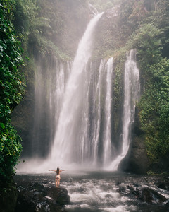 Feeling Small - Bali, Indonesia