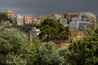 Along the sea - Naples, Italy ... May 25, 2013 ... Photo by Rob Page III