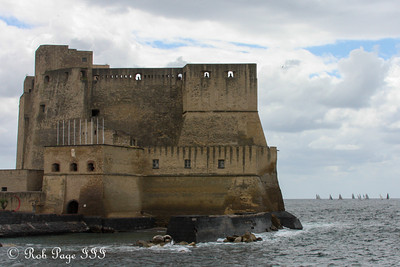 The Castel dell'Ovo - Naples, Italy ... May 25, 2013 ... Photo by Rob Page III