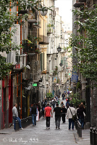 The Napoli Streetscape - Naples, Italy ... May 24, 2013 ... Photo by Rob Page III