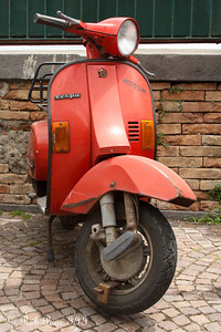 A Vespa - Naples, Italy ... May 25, 2013 ... Photo by Rob Page III