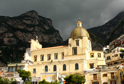 The Church of Santa Maria Assunta - Positano, Italy ... May 23, 2013 ... Photo by Rob Page III