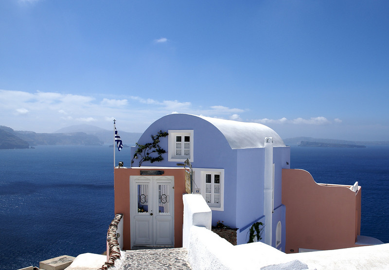June 13 have been on cruise. Came back with 1000 photos and a broken wrist.Santorini Greece