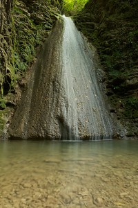 Val Gaina - Canyon e cascate