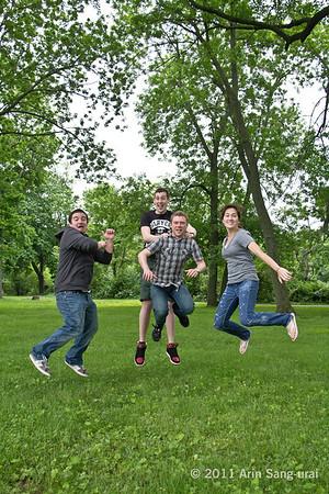Band Photo Shoots