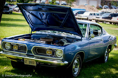 67 Barracuda