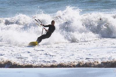 Kite Surfer Image