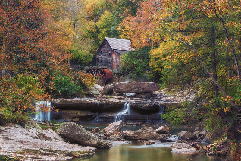 Landscapes:  The Grist Mill