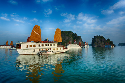 Dream moment Halongbay Vietnam